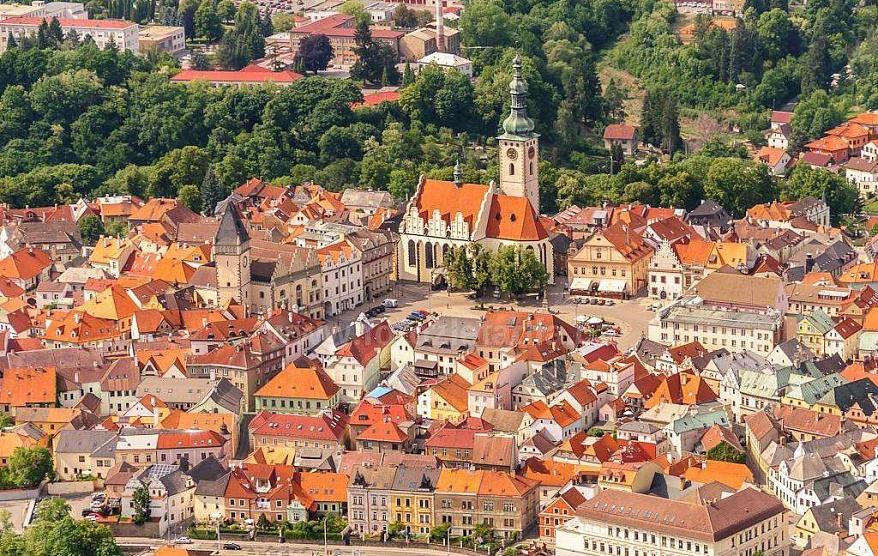 овчинникова табор город в чехии фото напечатаем любое